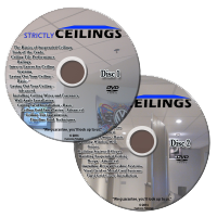Install Suspended Drop Ceilings DVD Set