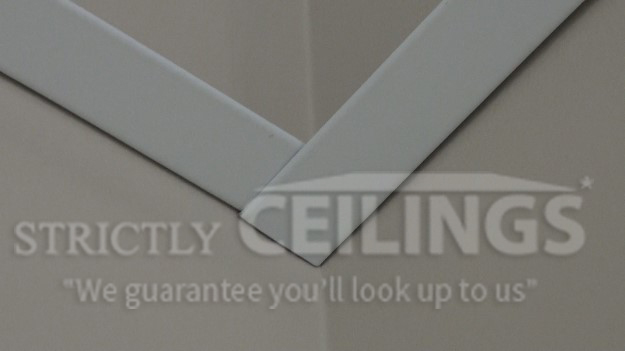 How To Install Wall Angle For A Drop Ceiling Garnel