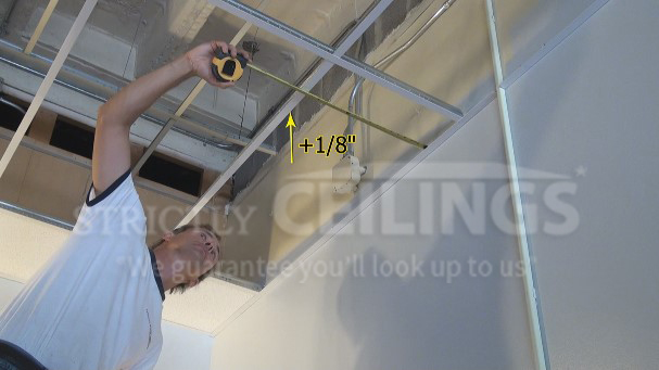 Take 2 Measurements On Each Side Of The Opening Because Wall May Not Be Straight